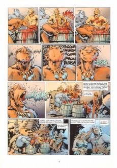 Extrait de Trolls de Troy -6- Trolls dans la brume