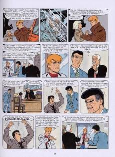 Extrait de Ric Hochet - La collection (Hachette) -69- L'homme de glace