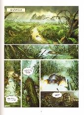 Extrait de Horlemonde -2- Les Hydres d'Argolide