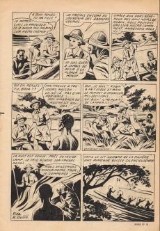 Extrait de Robin l'intrépide (mensuel) -12- L'esclave blanche
