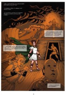 Extrait de Ulysse (EP Editions) -1- La malédiction de Poséidon