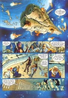Extrait de Kookaburra Universe -1- Le secret du sniper