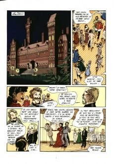Extrait de Le maître détective -1- Les mystères de Floddenwol