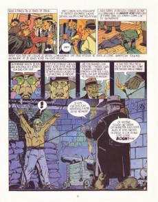 Extrait de Bob Wilson -1- L'ordre du dragon noir