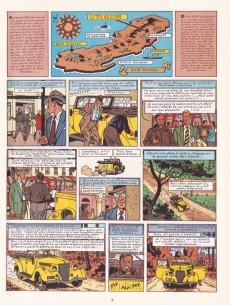 Extrait de Blake et Mortimer (Les aventures de) (Historique) -6g1982/04- L'Énigme de l'Atlantide