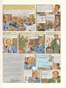 Extrait de Blake et Mortimer (Historique) -8f82- Le Piège diabolique
