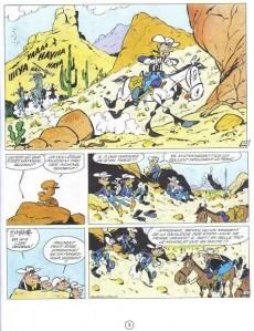 Extrait de Les tuniques Bleues -1e10- Un chariot dans l'ouest