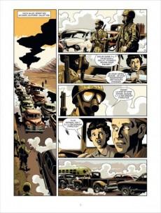 Extrait de World War X -3- Adesh