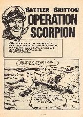Extrait de Battler Britton (Imperia) -171- Opération Scorpion