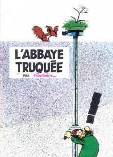 Extrait de Spirou et Fantasio - La collection (Cobra) -24- L'Abbaye truquée