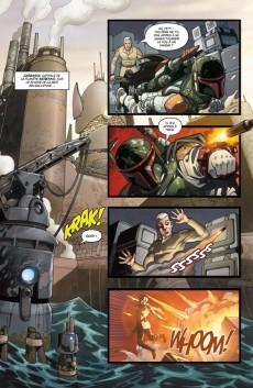 Extrait de Star Wars - Agent de l'Empire -2- Nouvelles cibles