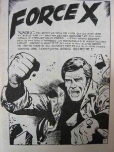 Extrait de Force X -1- N°1