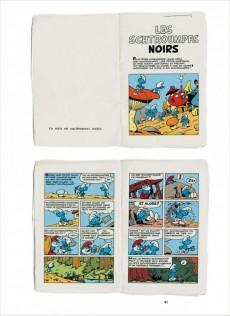 Extrait de Les schtroumpfs - L'Intégrale -1- 1958 - 1966