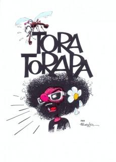 Extrait de Spirou et Fantasio - La collection (Cobra) -25- Tora Torapa