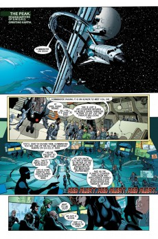 Extrait de Secret Invasion (2008) -INT- Secret Invasion