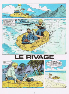 Extrait de Les naufragés d'Arroyoka - Tome b1983