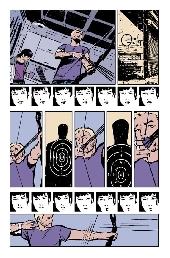 Extrait de Hawkeye (100% Marvel - 2013) -1- Ma vie est une arme