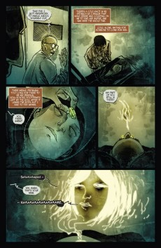 Extrait de Ten Grand (2013) -3A- Ten Grand #3 Cover A Ben Templesmith