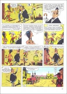 Extrait de Lucky Luke -33Ind1- Le Pied-Tendre