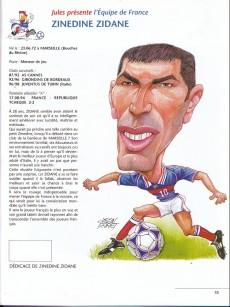 Extrait de (AUT) Paret - Jules présente l'équipe de France de football