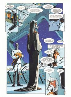 Extrait de Star Wars - Le cycle de Thrawn (Dark Horse) -2- L'héritier de l'Empire - Tome 2