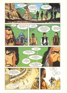 Extrait de Star Wars - Le cycle de Thrawn (Dark Horse) -3- L'héritier de l'Empire - Tome 3