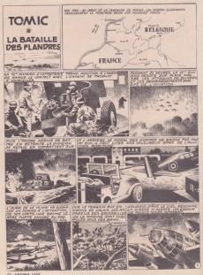 Extrait de Téméraire (1re série) -1- La bataille des Flandres (Tomic)
