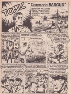 Extrait de Téméraire (1re série) -7- Commando baroud (Tomic)