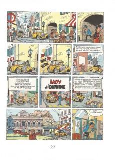 Extrait de Benoît Brisefer -6a1980- Lady d'Olphine