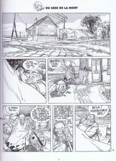 Extrait de Les aventures de la Mort et de Lao-Tseu -1- La rage de vivre