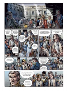 Extrait de L'homme de l'année -3- 1815