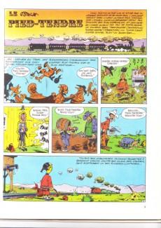 Extrait de Lucky Luke -33b71- Le Pied-Tendre