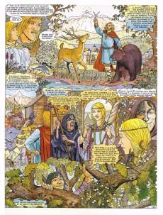 Extrait de Moi Svein, compagnon d'Hasting -3- Pépin II d'Aquitaine