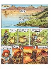Extrait de Percevan -15- Le huitième royaume