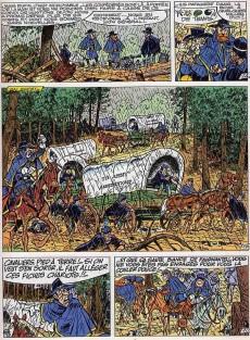 Extrait de Les tuniques Bleues -25a1990- Des bleus et des bosses