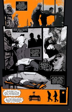 Extrait de John Constantine, Hellblazer: Pandemonium (2010) - Pandemonium