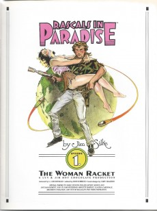 Extrait de Rascals in Paradise (1994) -1- The Woman Racket