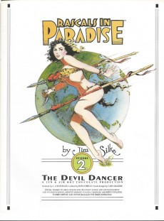 Extrait de Rascals in Paradise (1994) -2- The Devil Dancer