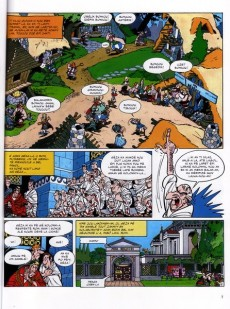 Extrait de Astérix (en langues régionales) -15Créole- La zizanni