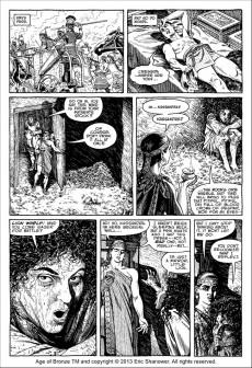 Extrait de Age of Bronze (1998) -33- Betrayal 14