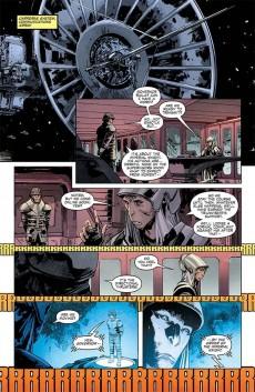 Extrait de Star Wars: Legacy (2013) -4- Prisoner of the floating world part 4