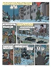Extrait de Lefranc -24- L'enfant Staline
