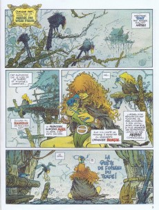 Extrait de La quête de l'oiseau du temps -1a1983- La conque de Ramor