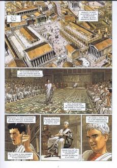 Extrait de Alix Senator -2- Le Dernier Pharaon
