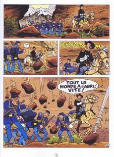 Extrait de Les tuniques Bleues -57- Colorado story