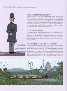 Extrait de Les indispensables de la Littérature en BD -FL01- L'île au trésor / Le tour du monde en 80 jours