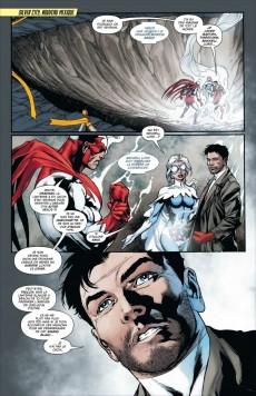 Extrait de Brightest Day (Urban Comics) -2- Destins Croisés