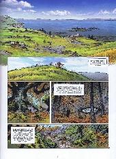Extrait de La guerre du Feu (Roudier) -2- Sur les rives du grand fleuve