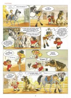 Extrait de Camomille et les chevaux -3- Poney game