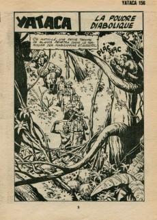 Extrait de Yataca (Fils-du-Soleil) -156- La poudre diabolique
